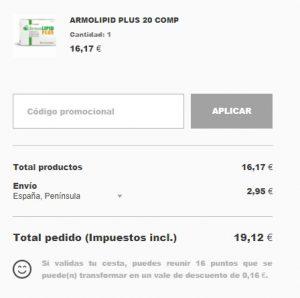 cupon descuento gran farmacia online