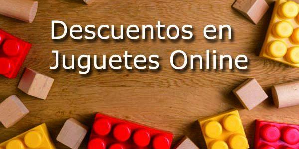Descuentos en Juguetes Online