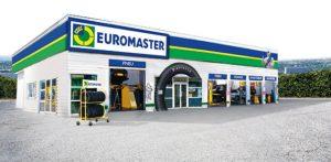 Descuentos en Euromaster Neumáticos
