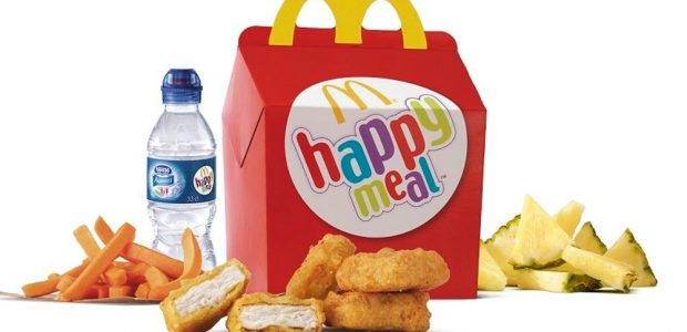 happy meal encuesta amazon 10 euros