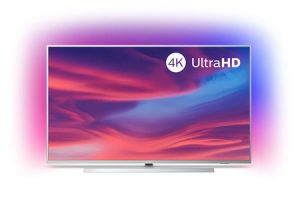 "oferta TV LED 127 cm (50"") Philips 50PUS7304/12 4K HDR Smart TV, Ambilight y Android TV con Inteligencia Artificial (IA)"