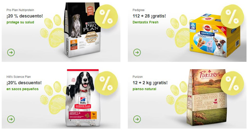 ofertas dia del perro zooplus